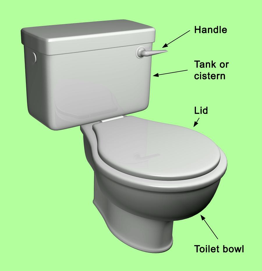 Tökéletes öblítést végzez a Geberit WC tartály
