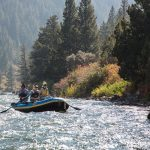 A rafting Palfau környékén tökéletes lehetőség