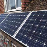 Fotovoltaikus rendszer a napelemek segítségével