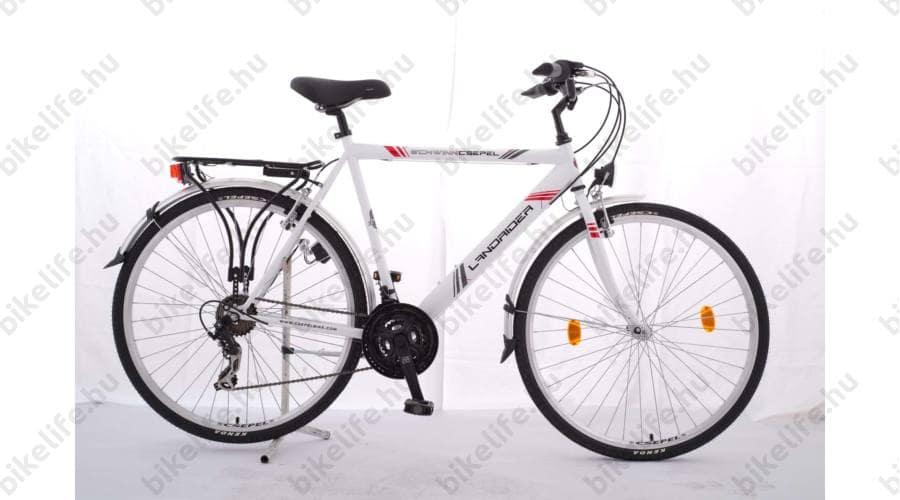 Egyszerű és nagyszerű a Csepel bicikli