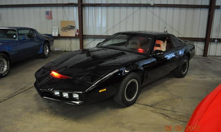 Pontiac Trans AM, a Knight Rider autója