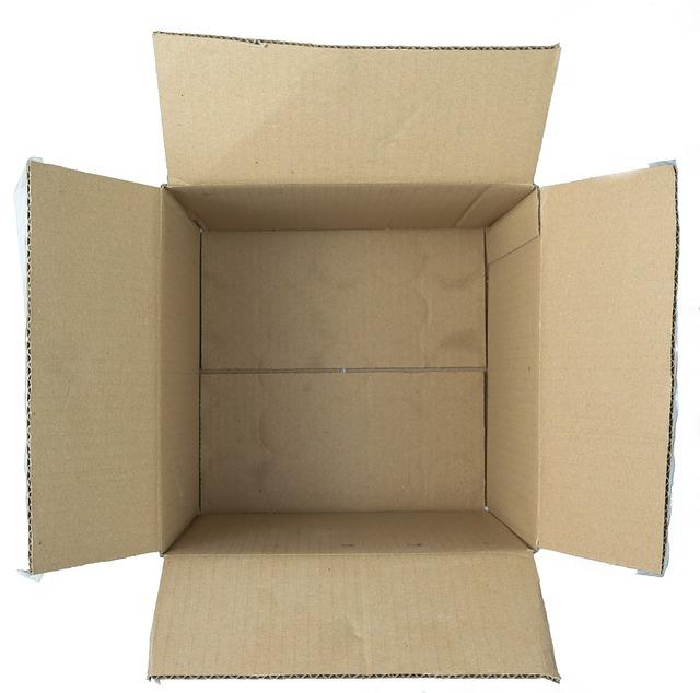 Csomagküldő doboz családoknak, vállalkozásoknak