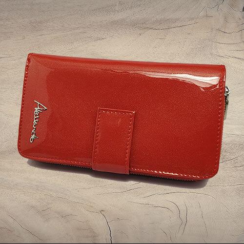 Ideális ajándék a bőr női pénztárca